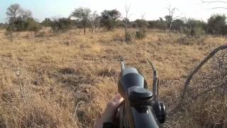 Namibia Bushman Hunt 2014 Part 3