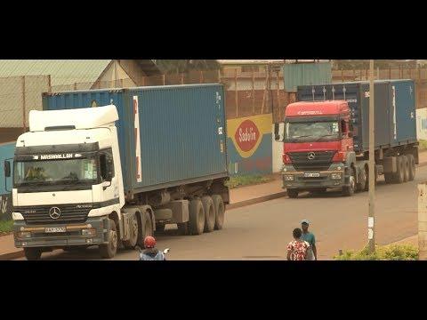 RWANDA TRUCK DRIVERS: UNSUNG HEROES!