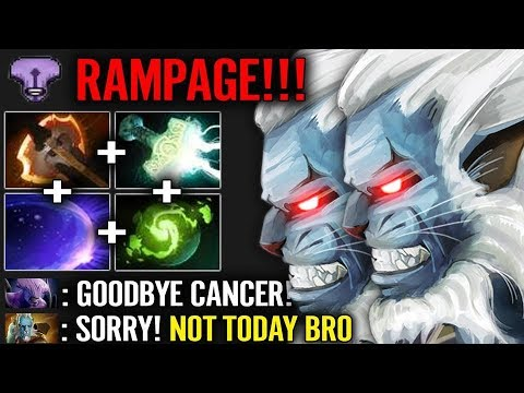 Meracle vs Black^ - Phantom Lancer delete Faceless Void RAMPAGE - Dota 2 gameplay thumbnail