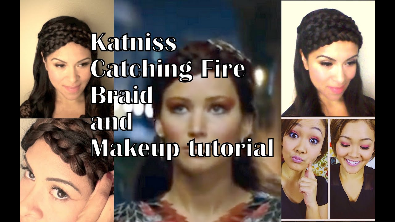 Katniss Braid Tutorial | Catching Fire Hairstyles | Hunger ...