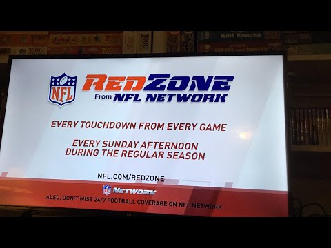 NFL Redzone week 1