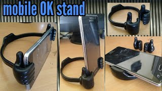 OK stand for mobile phone unboxing
