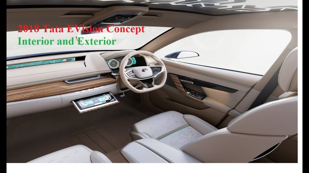 2018 tata evision concept interior and exterior phi hoang channel youtube. Black Bedroom Furniture Sets. Home Design Ideas