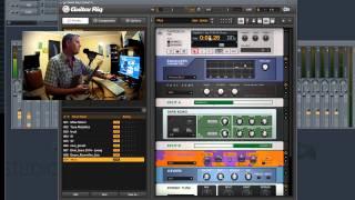 Запись гитары под минус в Guitar rig 5, Fl Studio 11(Видео о том как сделать запись гитары под минус в программе Guitar rig 5. Так же кратко показал способ записи..., 2014-09-17T17:52:08.000Z)