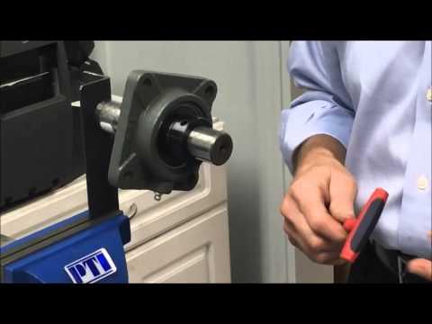 4 Ball Bearing Mounting Methods - Intro, Mounting and Maintenance (Full)
