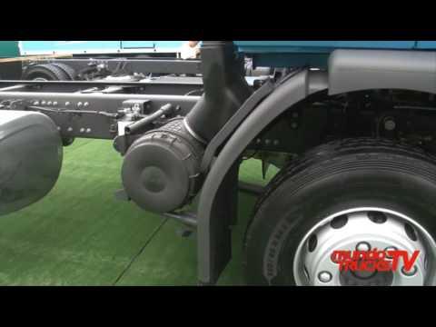 Volvo presenta nueva l nea de camiones medianos