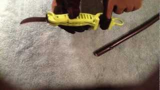 Blade Brush: 2 Tools in 1 (Knife Blade & Wire Brush)