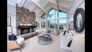 Impressive Home with Dramatic Views in Kentfield, California