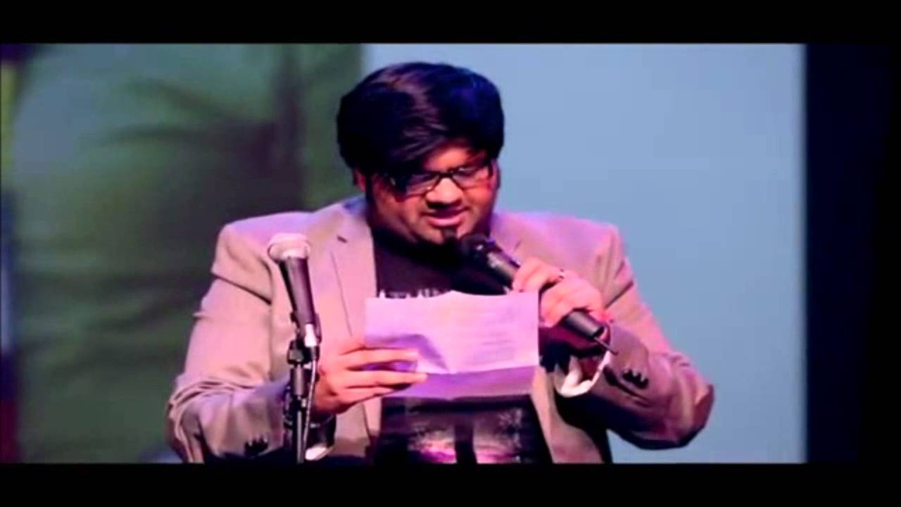 Salman Malik Live @ Asian Comedy Night 2013 & Harlem Shake
