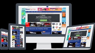 Cara membuat website portal berita dengan wordpress seperti detik