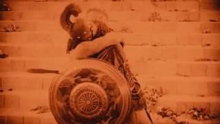 The earliest same-sex kiss on film? 1916