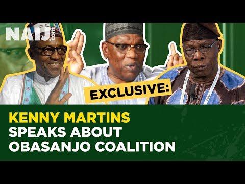 2019: Kenny Martins speaks about Obasanjo's coalition, Buhari's chances Legit TV Mp3