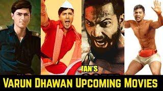 varun dhawan upcoming movies list of 2020-2021/वरूण धवन की 2020-2021 में आने वाली फिल्मे