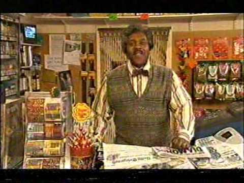 Lenny Henry Show - Lister's Shop #2