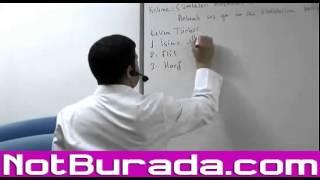 Arapça Eğitim dersleri  Açıköğretim 1  Sınıf İlk Dönem  AÖF