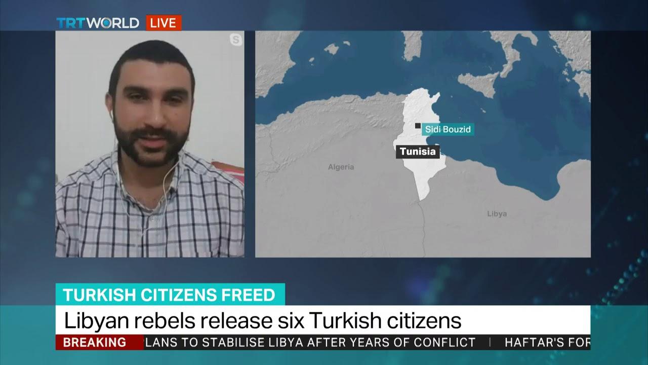 Libya On the Brink: Interview with Sami Hamdi