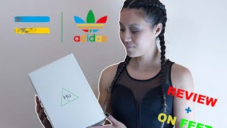 Adidas x Pharrell Tennis HU: NO BOOST OMG!!!