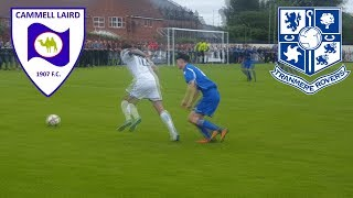 Cammell Lairds 0-11 Tranmere | Matchday Vlog