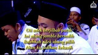 Syubbanul Muslimin - Oii Adek Berjilbab Putih (Lirik)