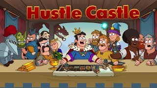 Hustle Castle Medieval Life (by MY COM) - iOS / Android Game play Trailer