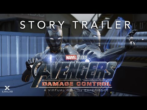 Avengers: Damage Control Trailer Brings in Actors for MCU Tie-In