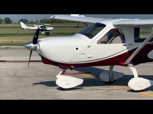 J430 Kit Aircraft Demo