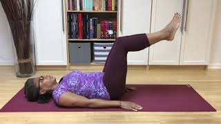 Mindful Flow Core Pose 1