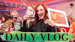 Daily vlog Mergem sa luam locul 1 la Webstock! #teambalaban