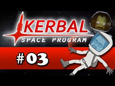 Kerbal Space Program - Station spatiale Crazy - Module énerg