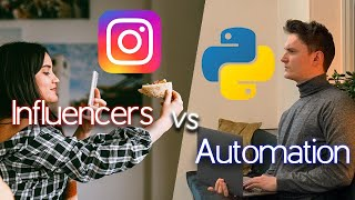 Building a simple Instagram Influencer Bot with Python tutorial