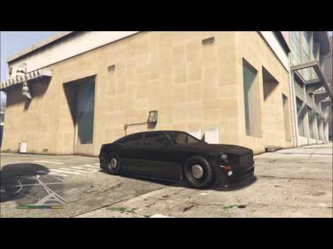 GTA 5 - How to make a FIB Buffalo easy