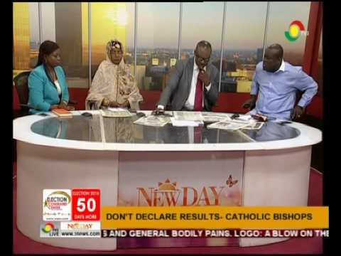 NDC targets Bawumia, NPP alleges - Newspaper Review [Full] - 17/10/2016