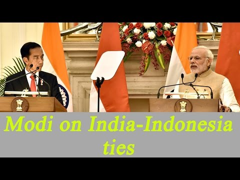 PM Modi, Joko Widodo meet: Peaceful resolution of maritime issues: Watch Video   Oneindia News