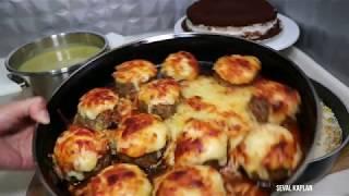 Kısa Sürede 5 Çeşit İftar Menüsü/Çorba/Ana Yemek/Pilav/Salata/Tatlı/ (SEVAL MUTFAKTA)