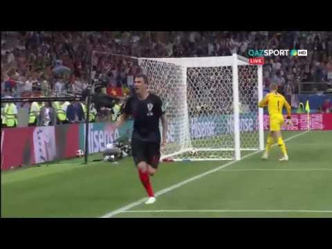 Хорватия - Англия. Обзор матча