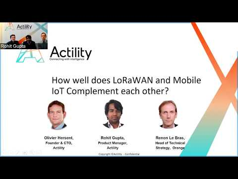 LTE IoT solutions – Actility | Global Leader in IoT