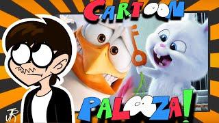 2016 karikatür Palooza Gözden Geçirme - ORTALAMA bir Animasyon film