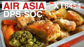 AIRASIA | XT8454 FLIGHT REVIEW BALI TO SOLO