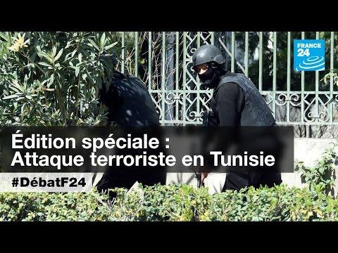 Édition spéciale attaque terroriste en Tunisie - #DébatF24 (Partie 2)