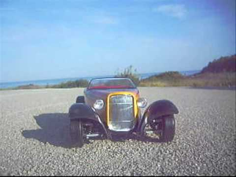 An impartial review of the one 8th scale Boydster II rc hot rod