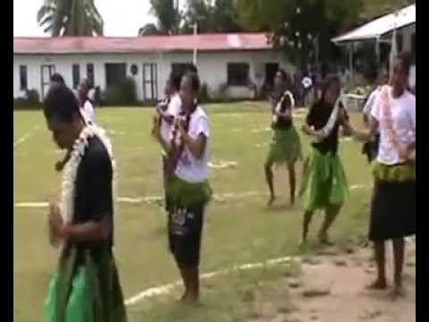 Form 7 Rotuma High School item Part 2 Wilson Inia Day 2014