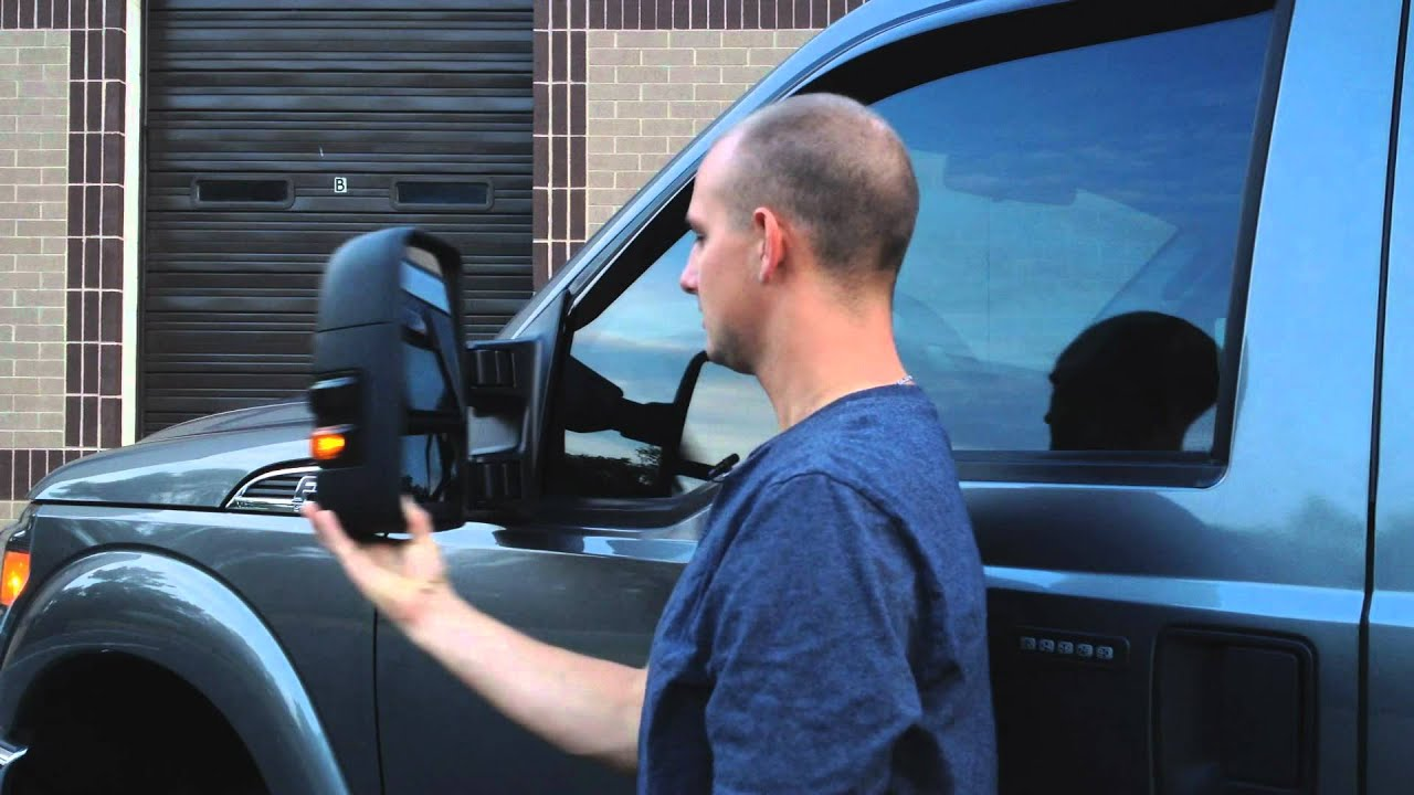 2016 Ford Super Duty >> Review and overview of the Recon Smoked Side Marker Lenses ...