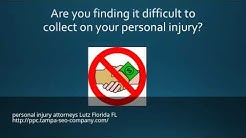 The Best Personal injury attorneys Lutz Florida FL