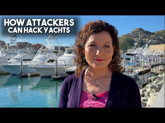 How attackers can hack yachts