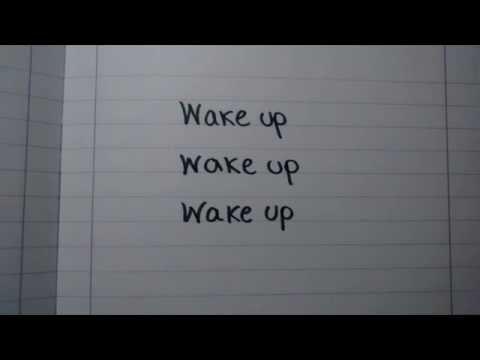 Sleep - My Chemical Romance (Lyrics)