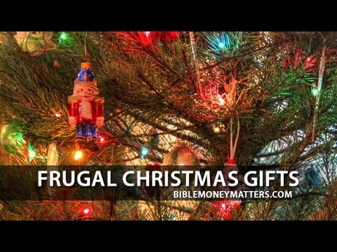 10 Frugal Christmas Gifts: Homemade, Creative And Frugal Gifts You ...