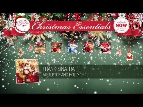 Frank Sinatra - Mistletoe And Holly (1957) // Christmas Essentials