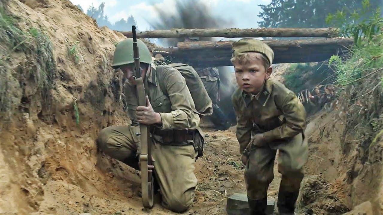 НАШУМЕВШИЙ ВОЕННЫЙ ФИЛЬМ ВЕЛИКАЯ ОТЕЧЕСТВЕННАЯ ВОЙНА Солдатик РУССКИЕ ФИЛЬМЫ