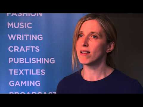 Julia Smith CRAFTS XPONORTH 2015 INTERVIEW HD