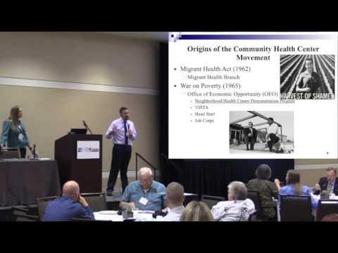 Community Health Center 101- Seth Doyle, Andrea Martin